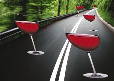 Évitez l'alcool au volant pour votre sécurité...